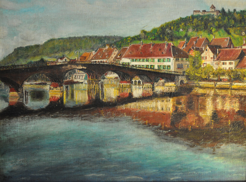 Jean Eve: Stein am Rhein, Switzerland